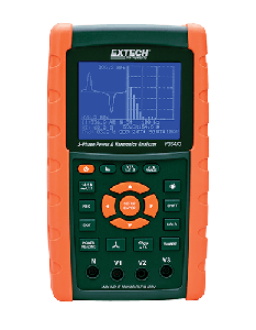 Extech PQ3470 3-Phase Graphical Power and Harmonics
